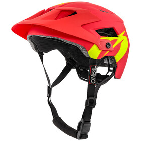 O'Neal Defender 2.0 Casco, solid red